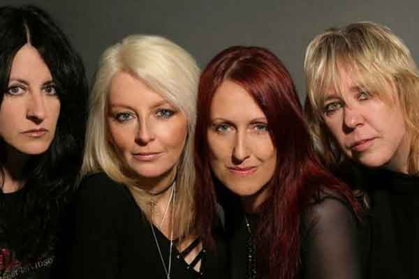 GIRLSCHOOL (UK), Roxor, Iras