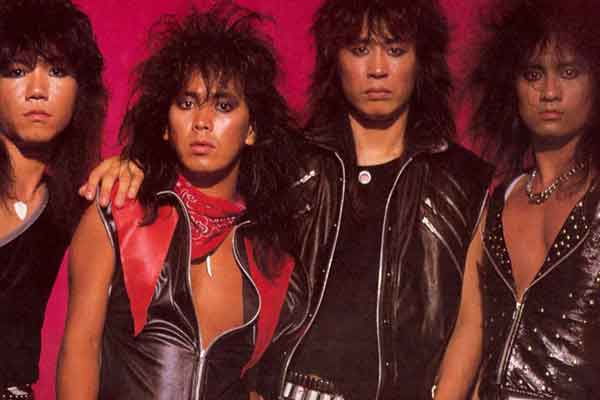 LOUDNESS (Japan), The Agony